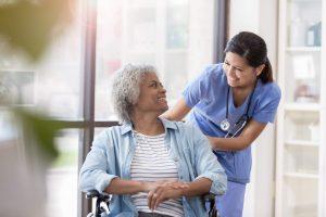 enfermagem no mercado de trabalho